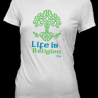 Life is Religion Tree
