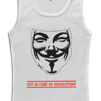 V - Cut in Case of Revolution