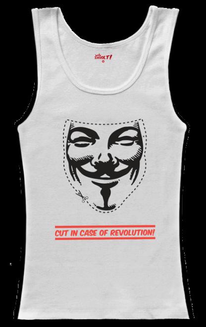 V - Cut in Case of Revolution