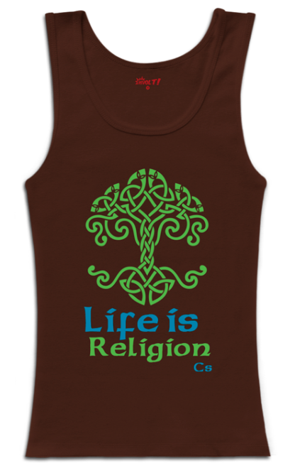 Life is Religion Tree